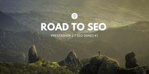 Road to SEO Part 1